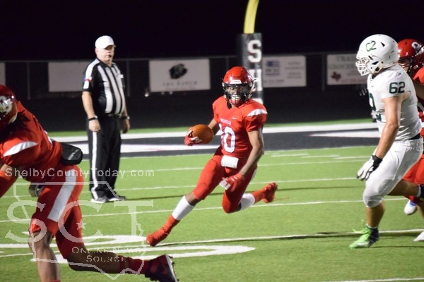 Shelbyville Homecoming 2021 versus Trinity Christian