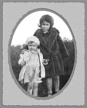 Doris and Emma Lindzy
