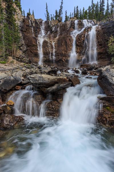 Tangle Falls w/ Little Miss Em