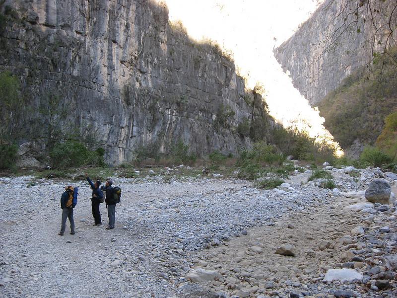 el salto canyon