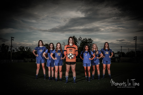 2020 Lady Tiger Soccer