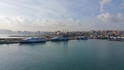 Tangier, Morocco Nov 15