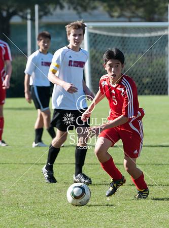 2011-01-08 Soccer Varsity Boys St. Stephen's @ St. John's
