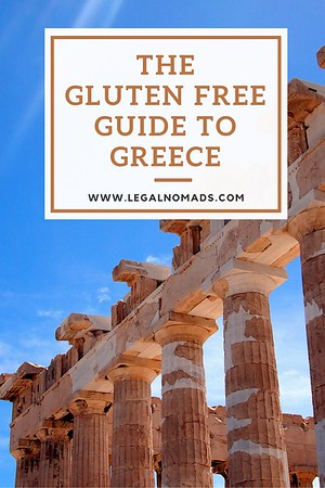 gluten free athens and greece