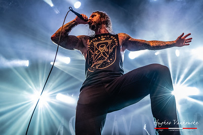As I Lay Dying (USA) @ Poppodium 013 - Tilburg - The Netherlands/Países Bajos