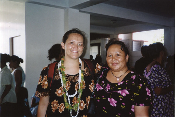 Pohnpei and Chuuk 2004-2005:  Cecilia Martin (Micro 71)