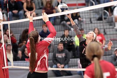 Volleyball — Saranac vs. Beekmantown