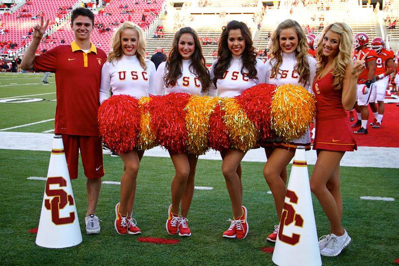 University of Utah vs USC 2012