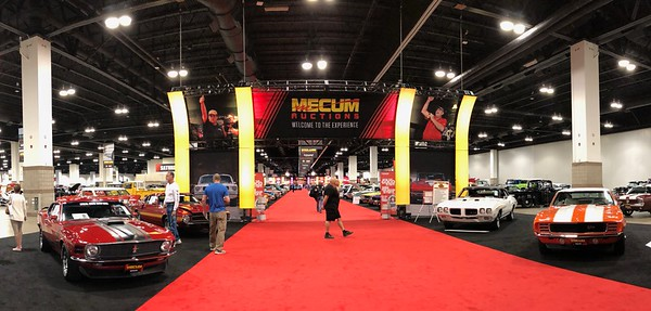 2018 Mecum Auto Auction - Denver 06/08/18