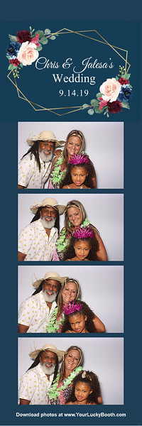 Chris & Jalesa Wedding - 9.14.19