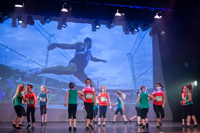 London's Calling By Chilton Dance Centre
