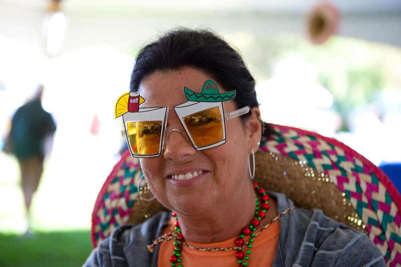 It's just not a real fiesta without margarita glasses, is it?