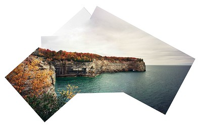 Pictured Rocks Fall 1997