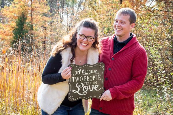 Andrew & Amanda Engagement