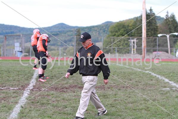 9/16/2011 Smethport Varsity vrs Brockway