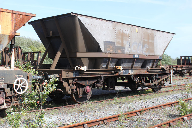 HMA 357064 Margam Engineers Yard 22/05/11
