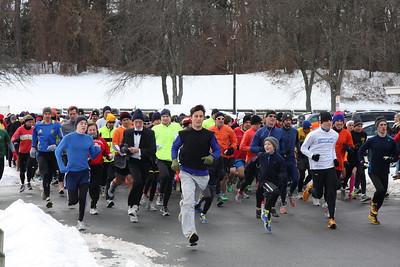 Hang-Over Half Marathon and Bill Hogan Memorial 3.5 Miler