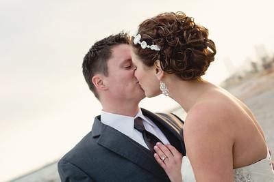 Sam & Brian {wedding day}