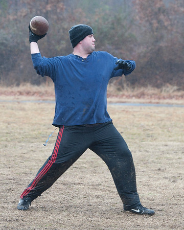 2/5/2011 Flag Football - Cops and Fire