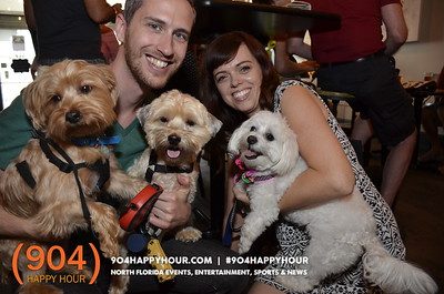 A Dog Day @ Hyperion Brewery  8.26.17