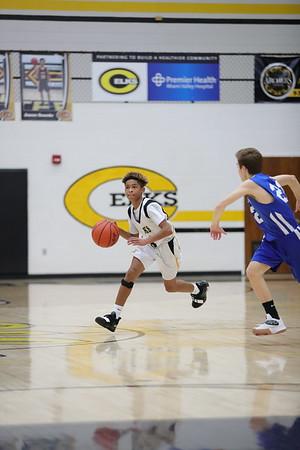 2018-2019 Centerville High School Boys Basketball