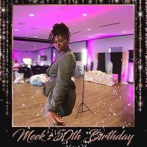 Meek's 50th Birthday Celebration