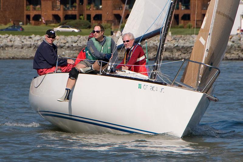 CYC 2008Midwinter regatta