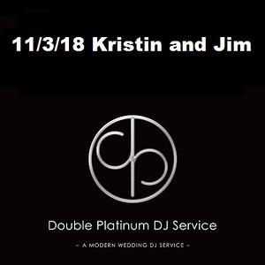 11/3/18 Kristin and Jim