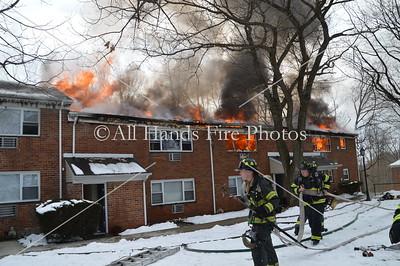 20130321 - Peekskill - Building Fire