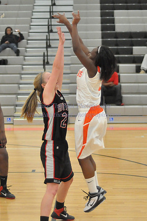 2011-01-25 BHS Women's JV Basketball @ Rocky River