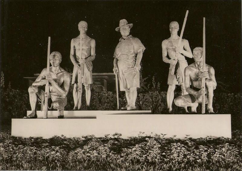 Dundo, Monumento
