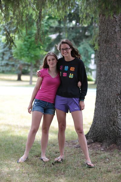 Beatrice & Erica