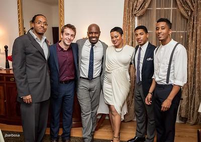 Ulysses Owens Quartet at the Side Door Jazz Club - Dec 2014
