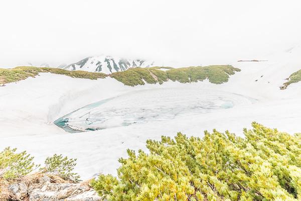 Murodo, Alpine Route