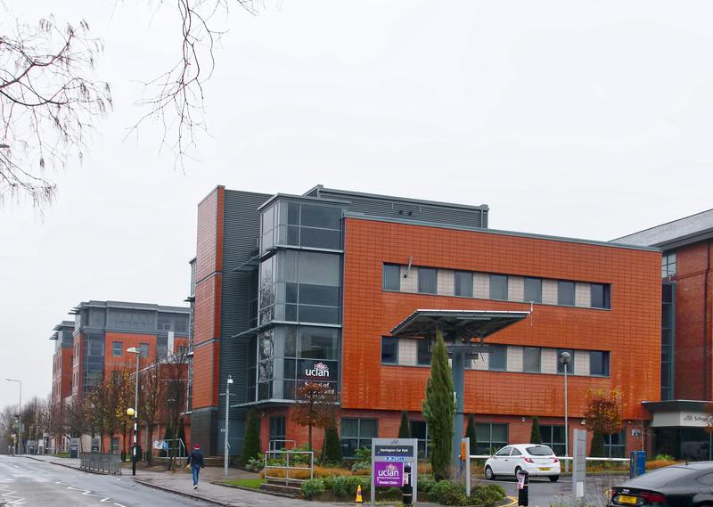 UCLAN Harrington Building (venue)