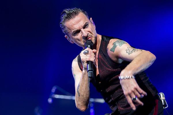 Depeche Mode in Seattle