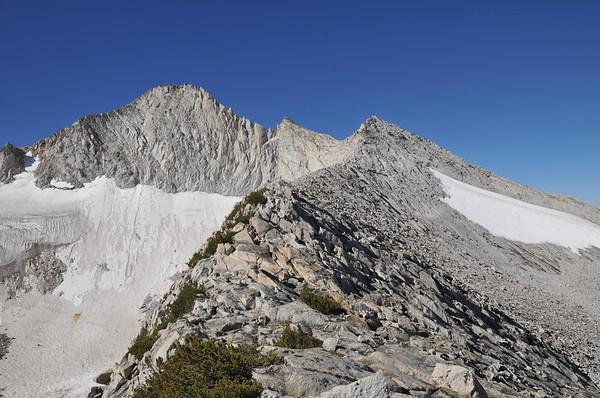 Mt. Conness North Ridge