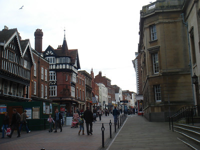 March 2007 - Gloucester, England