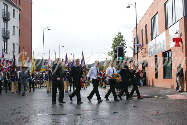 John Hanna Memorial Parade