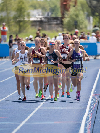 NCAA II 1500 Women
