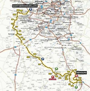 Paris-Nice Stage 1: St Germain-en-Laye > Nemours, 195kms