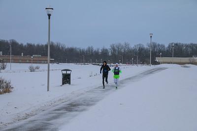 2020 Snowman Course