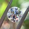 .80ct Old European Cut Diamond, GIA H 8