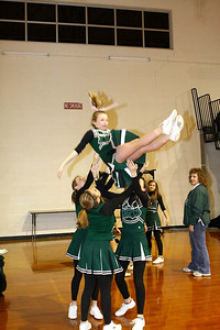 JR High Girls, Canton v Chapel Hill, Dec.17, 2007