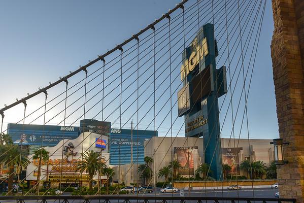 Las Vegas 2013 - An einem Samstag Morgen