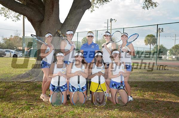 Girls Tennis 2.21.19