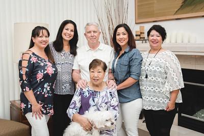 Kimi and Family