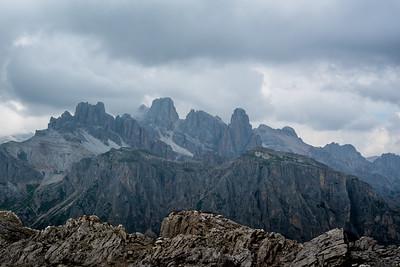 Cortina Dolomites 2019