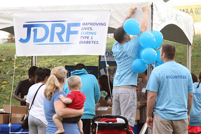 JDRF Walk for the Cure 2013