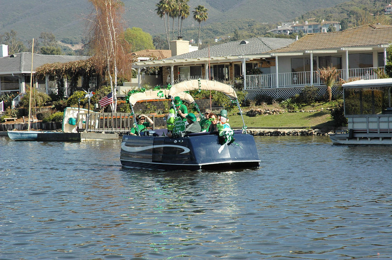 2007 St. Patrick's Day Boat Parade & Party